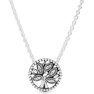 Pandora Family Tree Necklace